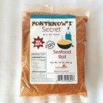 FontKnow's Secret Seafood Boil