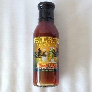 Frogbone Cajun Bayou Glaze 12oz