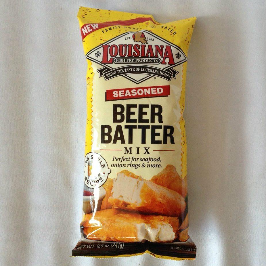 La Fish Fry Beer Batter | Cajun gift baskets | New Orleans gift ...