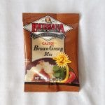 La Fish Fry's New Orleans Brown Gravy Mix