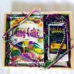 king cake basket 1s
