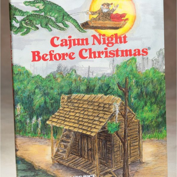 Cajun Night Before Christmas | Cajun gift baskets | New Orleans ...