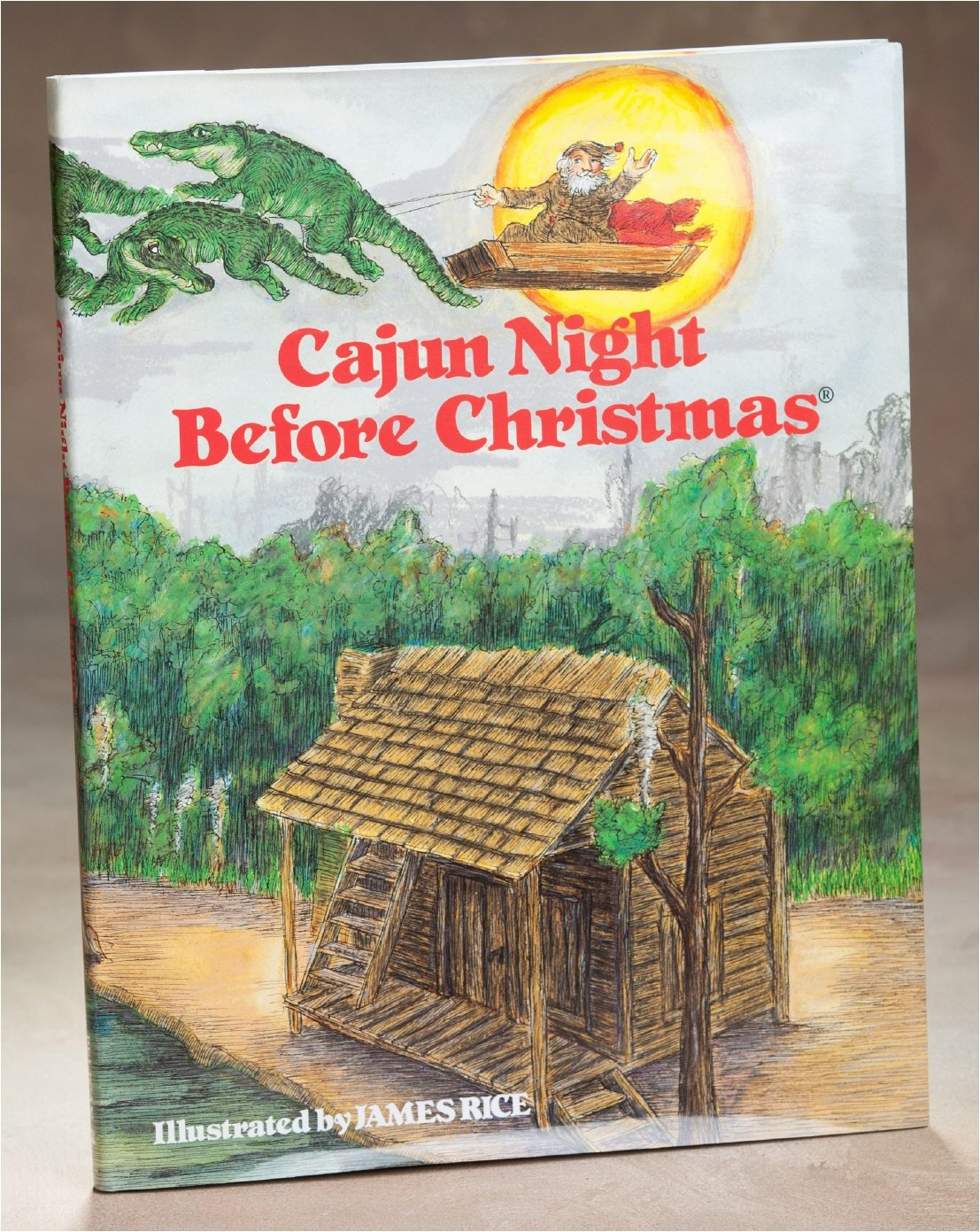 Cajun Night Before Christmas | Cajun gift baskets | New Orleans gift ...