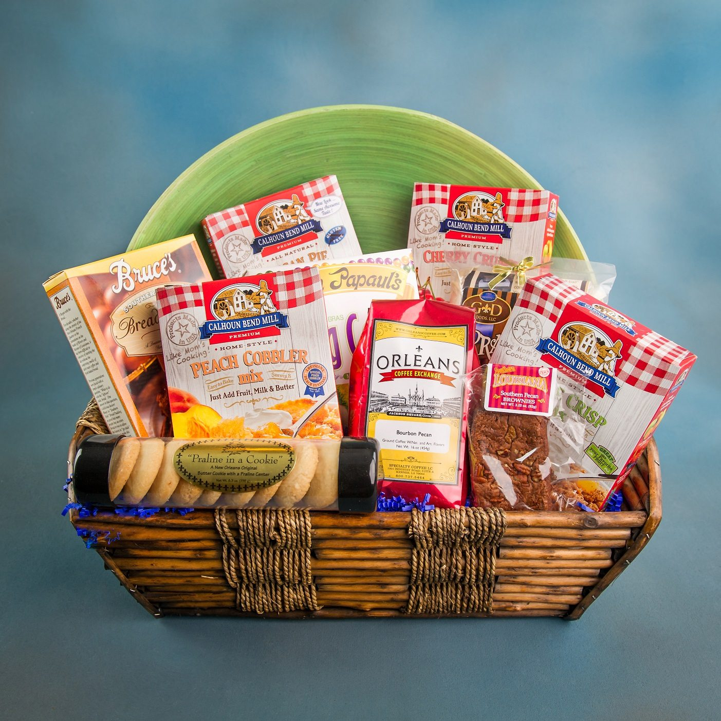 Louisiana Desserts Cajun Gift Baskets New Orleans Gift